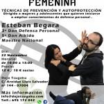 1º Curso Iniciación a la Defensa Personal Femenina