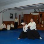 Clase solidaria – ONG Aikido por la PAz