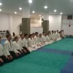 Examen Dan de Aikido por la Federación Balear de Judo y Aikido