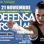 AIKIDO en la DEFENSA PERSONAL FEMENINA