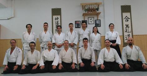 Crónica Curso Aikido – Sensei Vicente Borondo 5º Dan