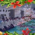 Felices Fiestas y Prospero Año 2016
