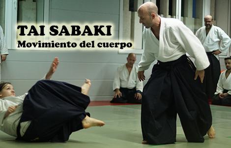 Tai Sabaki en el Aikido