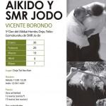 Cursos de Aikido a cargo del Sensei Vicente Borondo 5º Dan Aikikai