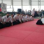 Crónica Exhibición de Aikido en Komodo No Hi