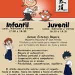 AIKIDO – Infantil y Juvenil para Septiembre