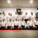 Examen Aikido pase Kyus