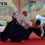 Aikido en Fit Salut 2016