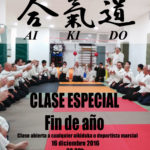 Clase Especial Aikido – Fin de Año 2016
