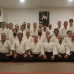 Clase Especial fin de año en Aikido