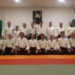 Clase de Aikido por la ONG Aikido por la Paz