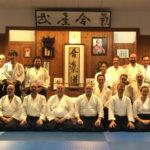 Curso Aikido – Diego Espinosa Sensei 6º Dan Aikikai