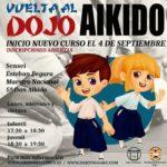 Nuevo Curso Aikido Infantil y Juvenil