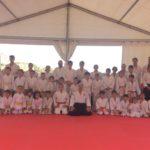 Exhibición de Aikido en el FitSalut Palma 2017