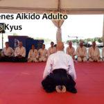 Exámenes de Aikido Adultos – Grado Kyus
