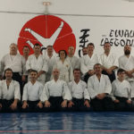 Clase Conjunta Aikido en Palma