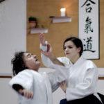 Olga Petrenko …. 5 Años en Aikido !