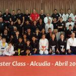 Crónica Master Class – Alcudia – Abril 2018