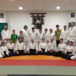 Clase Aikido por la Paz