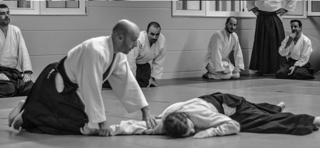 Clases privadas o en grupo de Aikido y Defensa Personal.