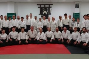 1ª Seminario Spain Aikikai en Mallorca