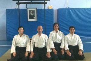 1° Convocatoria examenes Spain Aikikai