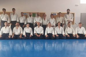 Seminario de Aikido Jorge Guillén 6º Dan Aikikai