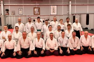 Master Class Aikido en Freedom Wellness Club