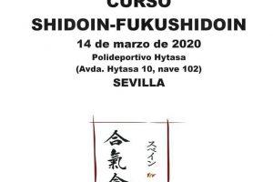Examen de titulación Fukushidoin y Shidoin por la Spain Aikikai